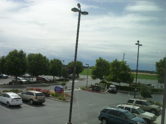 Fairfield Inn & Suites Sacramento Airport Natomas: View from room