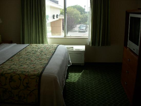 Fairfield Inn & Suites Sacramento Airport Natomas: Bedroom