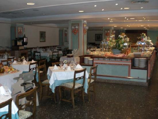 Globales Palmanova: dining room