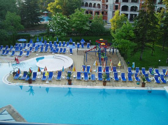 Slide pool area picture of laguna park hotel sunny - Sunny beach pools ...