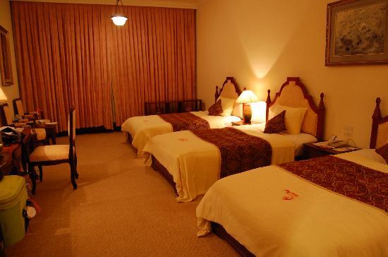 Hotel Saigon Morin: habitación triple