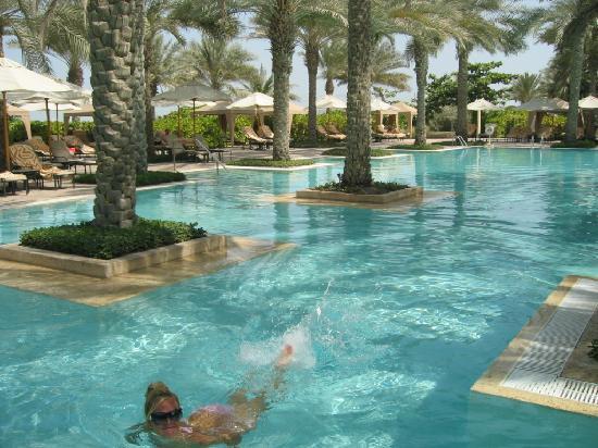 Pool Picture Of The Palace At One Only Royal Mirage Dubai Dubai Tripadvisor