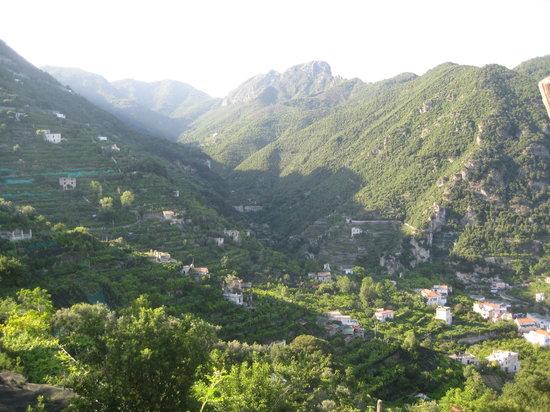 Minori, Italia: View