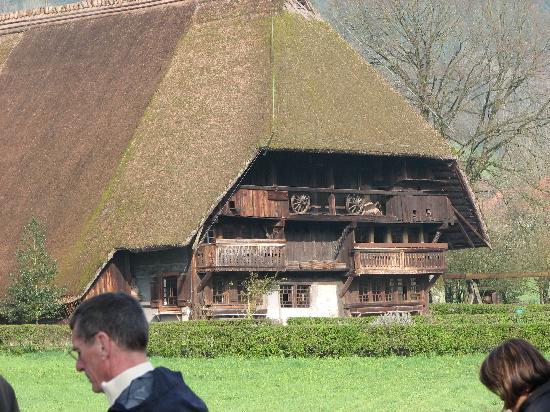 Schwarzwälder Freilichtmuseum Vogtsbauernhof: FARM HAUS