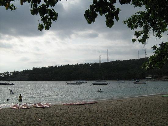 Kila Senggigi Beach Lombok: Beach View