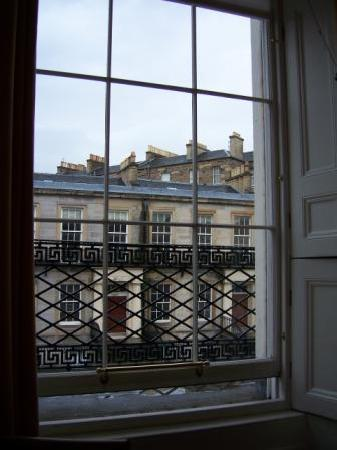 Dukes of Windsor Street: View from window
