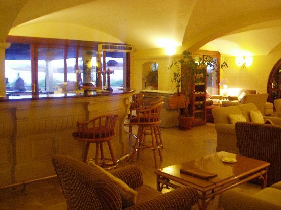 Cornucopia Hotel: from the bar