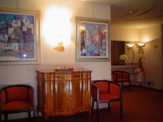 Hotel Contà: accesso piani