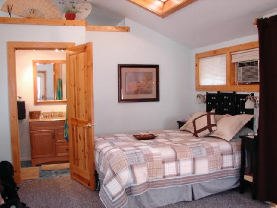 Trimble Hot Springs: Starlight Room