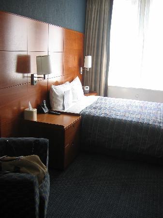 habitacion limpia