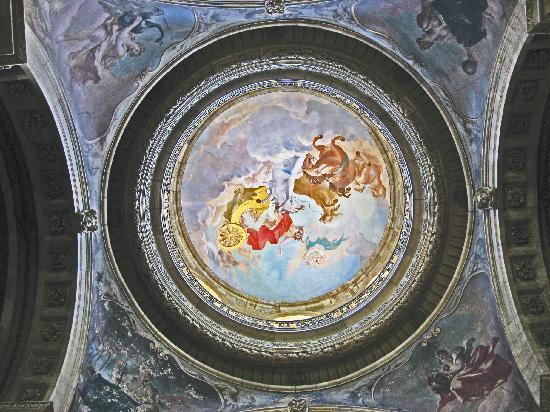 Castle Howard (ceiling), North Yorkshire, England