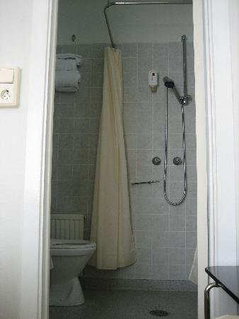 Castle House Luxury Apartments : Shower room
