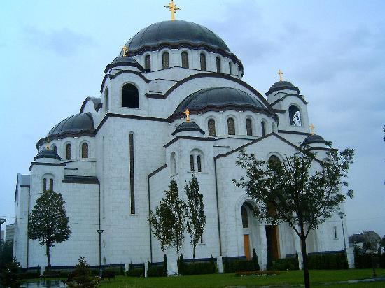 St. Sava Temple (Hram Svetog Save): Sv. Sava Church