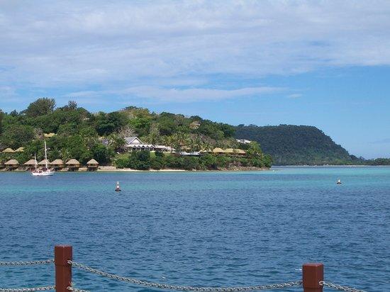 Vanuatu: Iriki Island