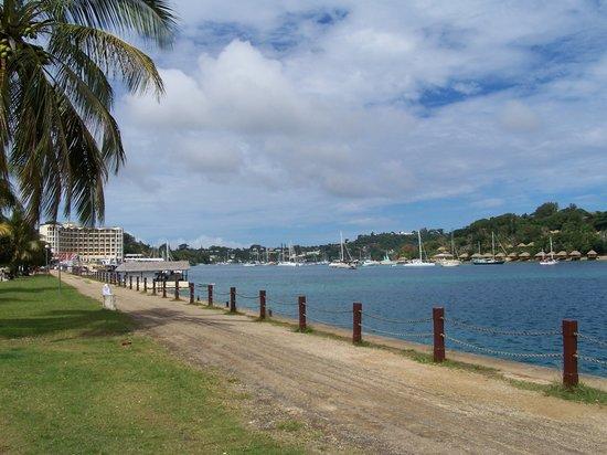 جمهورية فانواتو: Port Vila Harbour