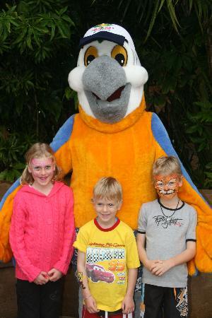 Ashmore Palms Holiday Village: Macca Maccaw