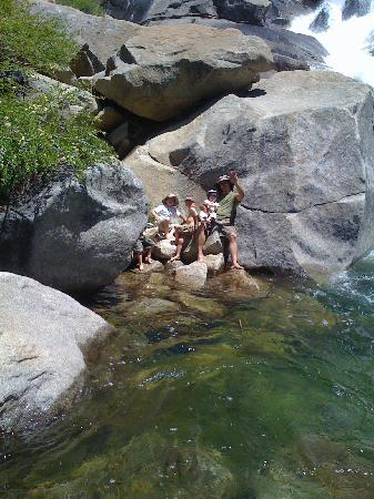 Lodgepole Campground: Tokopah falls....what a great hike!