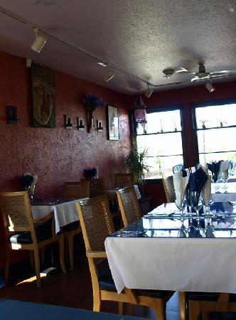 Thai Village: Part of the restaurant