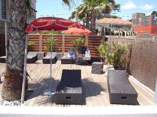 Hotel Bor : Sea Front Private Area