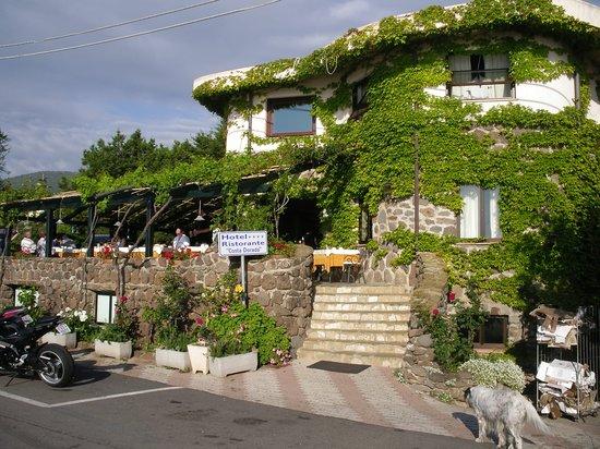 Cala Gonone, Italy: Hotel Costa Dorada