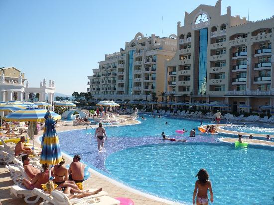 Kids Pool Picture Of Sunset Resort Pomorie Tripadvisor
