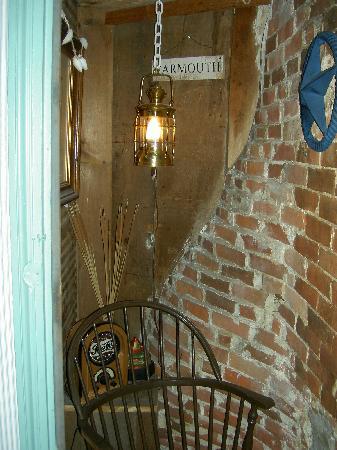 Crook Jaw Inn: A cosy nook!