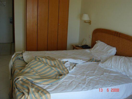 Torre Canne, Italy: Bedroom