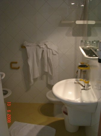 Torre Canne, Italy: Bathroom