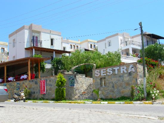 Sestra Apartments: View of Hotel