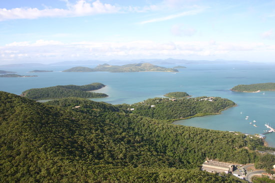 Whitsunday-øyene, Australia: Islands