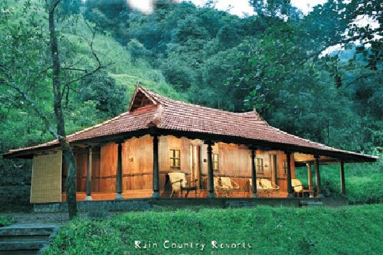 Rain Country Resorts Cottage In Raincountry Resort Wayanad Kerala