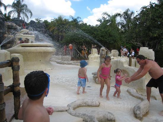 cd2df8c7d6721 Kids' area - Picture of Disney's Typhoon Lagoon Water Park, Orlando ...