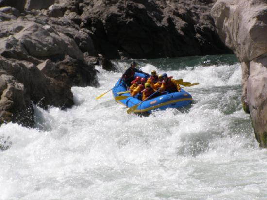 Sepahua, Peru: Rafting