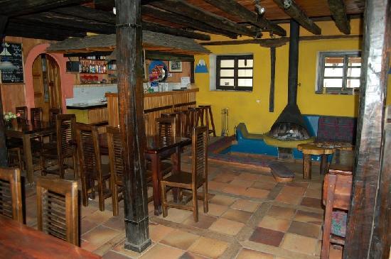 Hotel Cuello de Luna: Inside