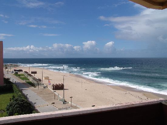 Axis Vermar Conference & Beach Hotel: Blick vom Balkon