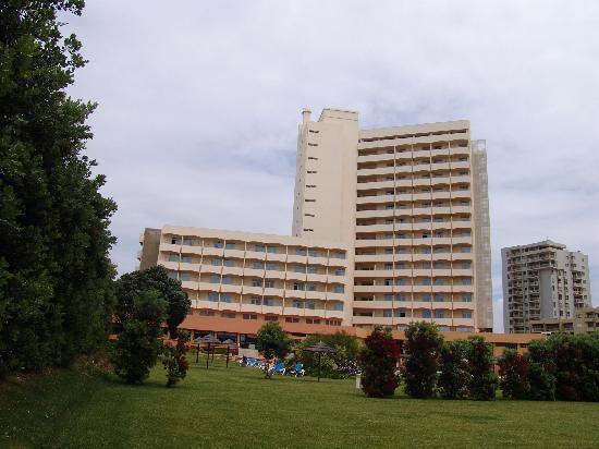 Axis Vermar Conference & Beach Hotel: Hotelgarten