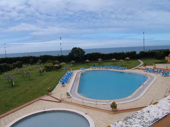 Axis Vermar Conference & Beach Hotel: Poolanlage