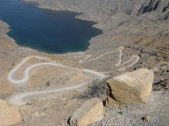 Oman Fjords: Oman Fjord