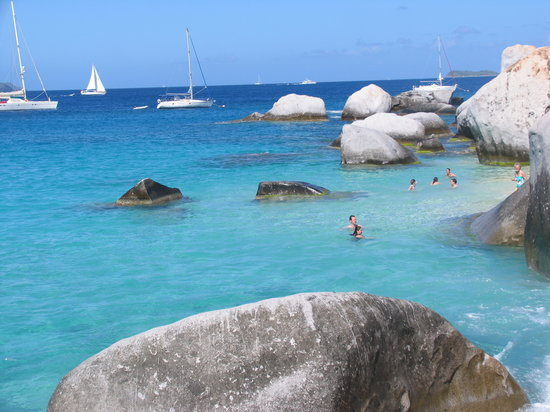 Virgin Gorda : The BEACH