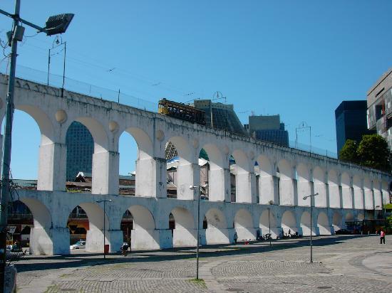 Πολιτεία του Ρίο ντε Τζανέιρο: Aqueduto - Arcos da Lapa - Rio de Janeiro