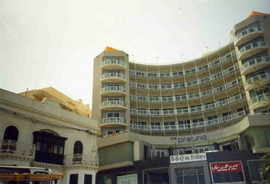Preluna Hotel Malta Reviews