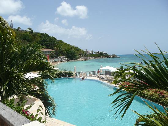 Blue Waters Antigua : Hotel pool