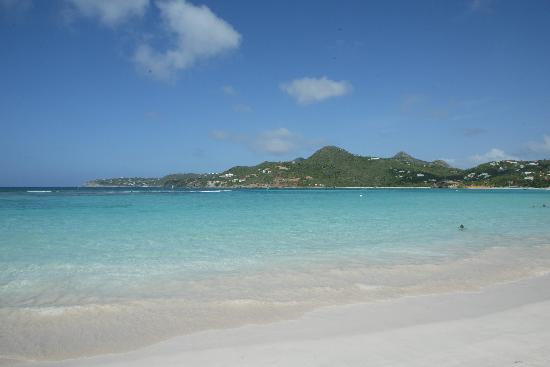 St. Jean, St. Barthlemy: Turquoise Waters at Les Ilets
