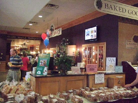 Shady Maple Smorgasbord : Baked Goods For Sale