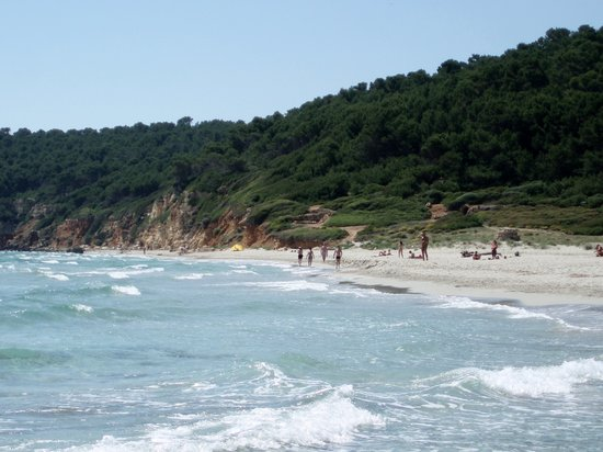 Santo Tomas, Spain: Wonderful Beach Continued