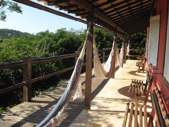 Pousada Vila Pitanga: As redes