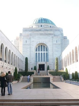 Centro Conmemorativo de Guerra Australiano