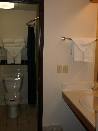AmericInn Hotel & Suites Grand Forks: bathroom
