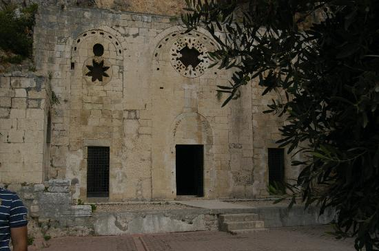 Hatay Province, Turquia: Outside of St. Peter's