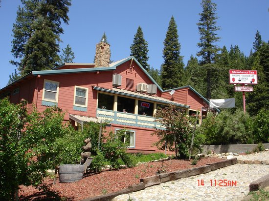 Strawberry, CA: Picture of the Inn